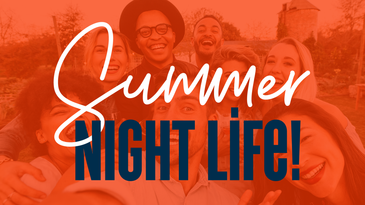 Summer Night Life - Wednesdays @ FMC